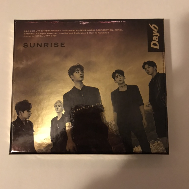 day6 sunrise album!! everything is included, comes    - Depop