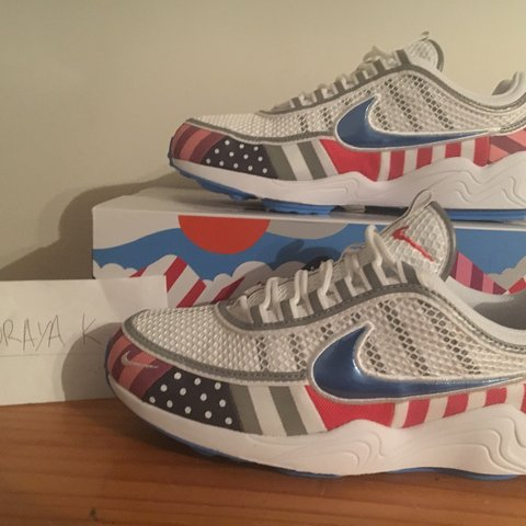 e37966abff Nike Air Spiridon 'Patta' - - UK 7.5 The sneakers are and - Depop