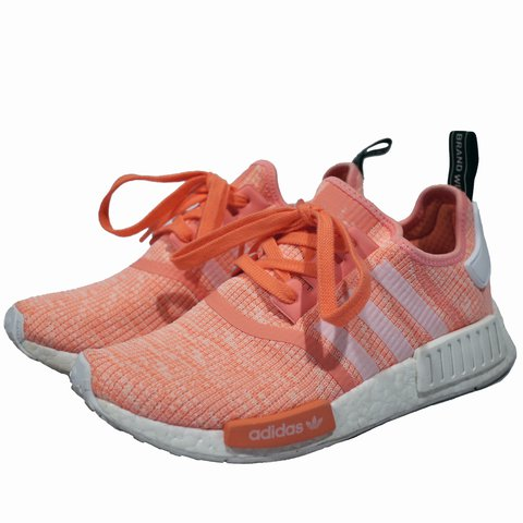 5aba52d46a72 Adidas NMD R1 Women s Great Condition 9 10 - Worn Once - - Depop