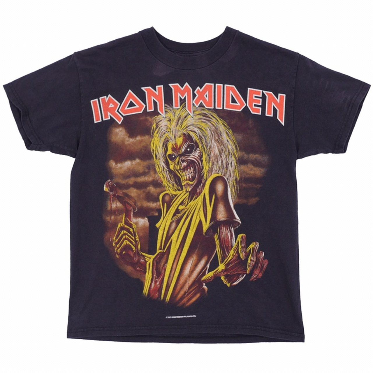 7f5588220 Iron Maiden Shirt 8/10 - light