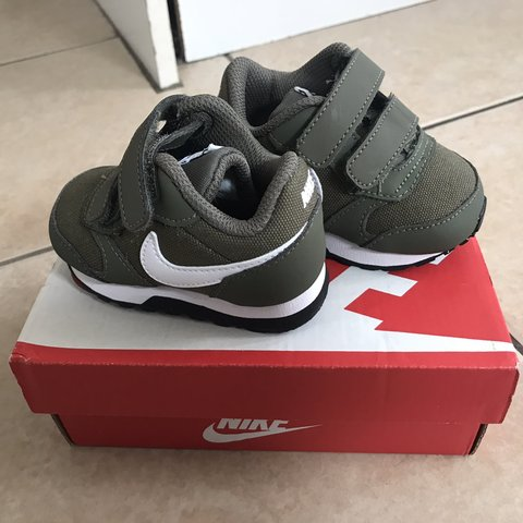 6cd192078 Nike baby trainers Brand new Size 2.5 (roughly to fit 6-9 - Depop