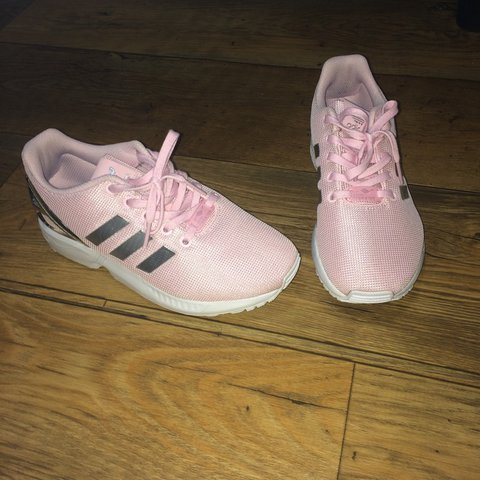 99f826f5f8277 Pink Adidas ZX Flux Torsion trainers Brought from new