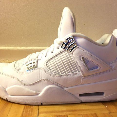 "c0e643bd398e21 Retro Jordan 4 ""Pure Money""In 8.5 10 Condition. Size Retro"