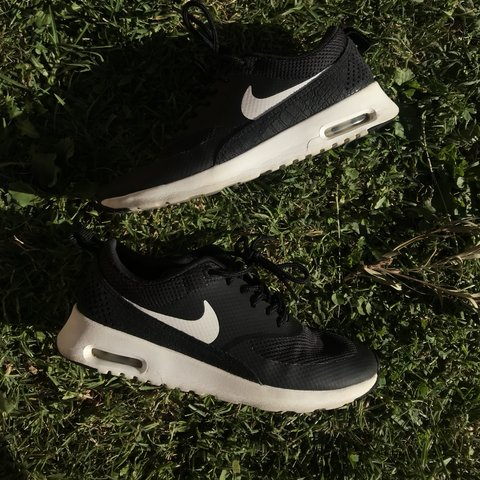 d37876e477 @monsecampos17. last month. Los Angeles, United States. Black Nike Air Max  Thea !!!