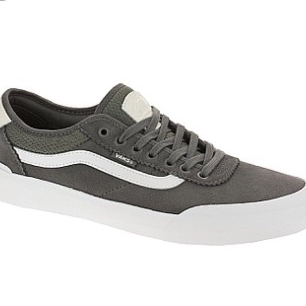05c5f270908 Vans Chima Pro 2 Pewter   True White New