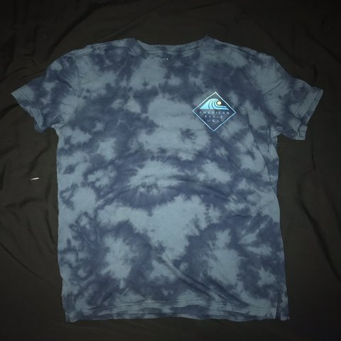 7e5e475114 @kalvingarrah. 5 months ago. Columbia, United States. Blue American Eagle  Shirt, size medium.