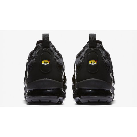 f390ca6b148 Nike Air VaporMax Plus Triple Black Hottest release of yet - Depop