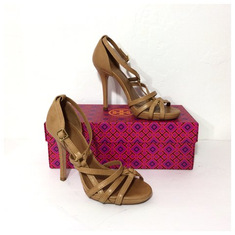 417a288b3d6 Beautiful and sexy authentic Tory Burch Elizabella Strappy a - Depop