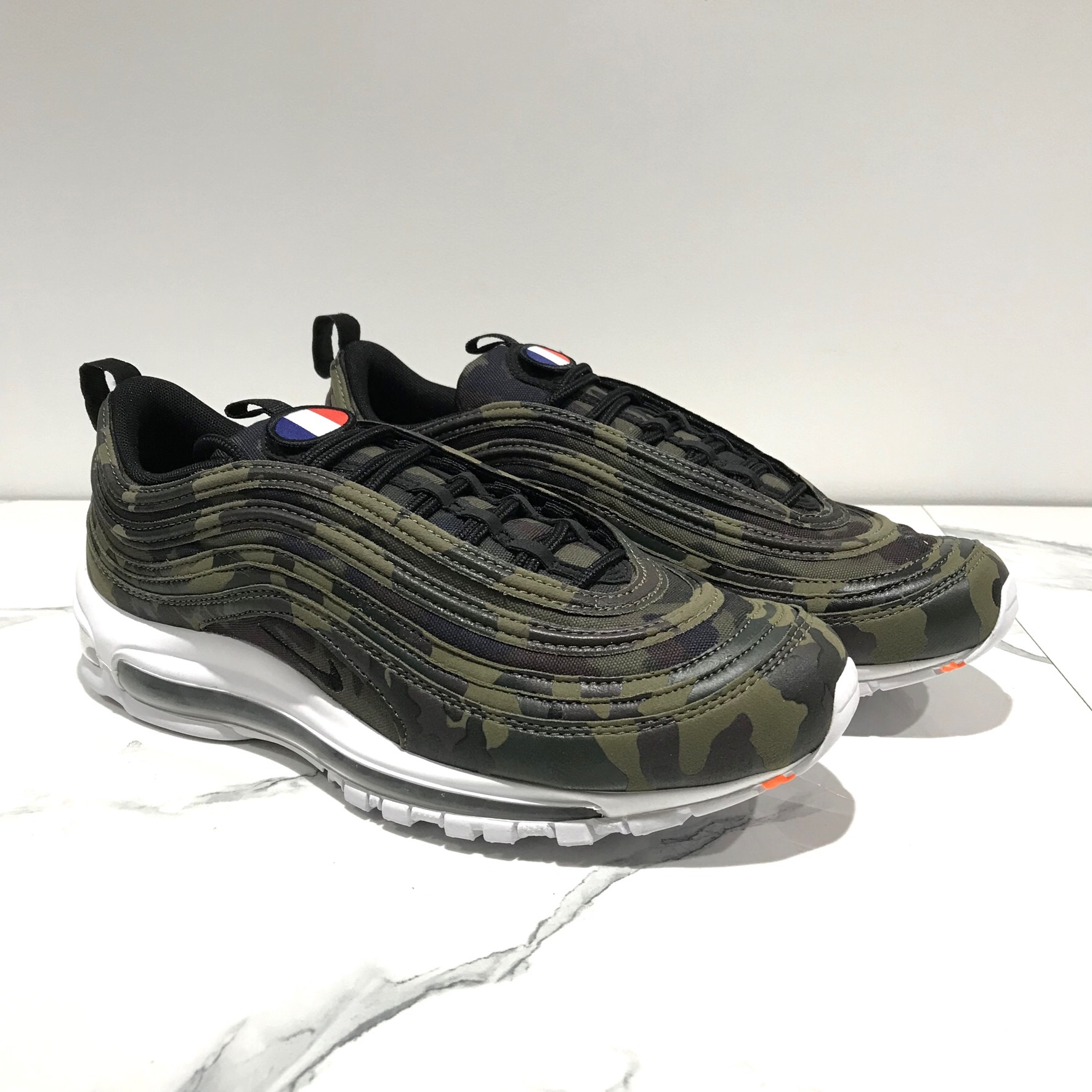 Nike Air Max 97 Premium International Air, French Depop