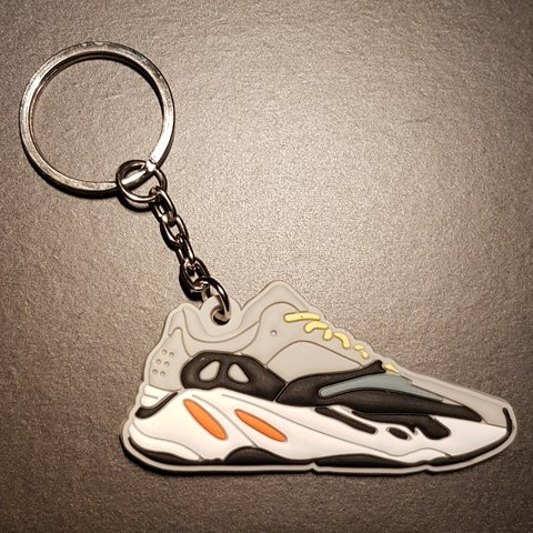 a06718a9c8a0 Adidas Yeezy Boost 700 Wave Runner Keyring   Keychain - The - Depop