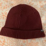 5f9312e64d6 Patagonia Hat ONE SIZE FITS.  15. Patagonia Maroon Fisherman Beanie Super  Cozy Great
