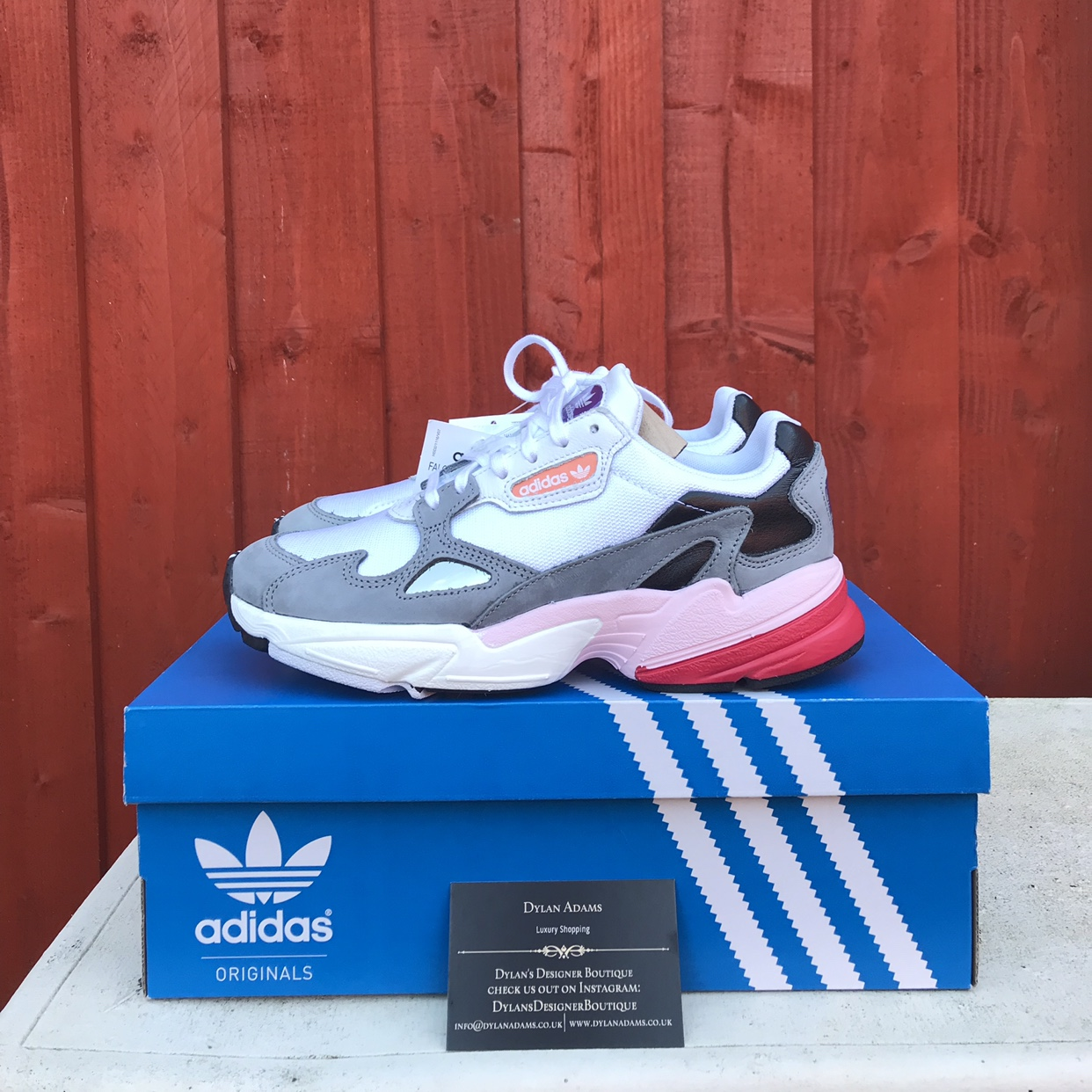 Adidas Falcon (Women's) Condition is brand new in... - Depop