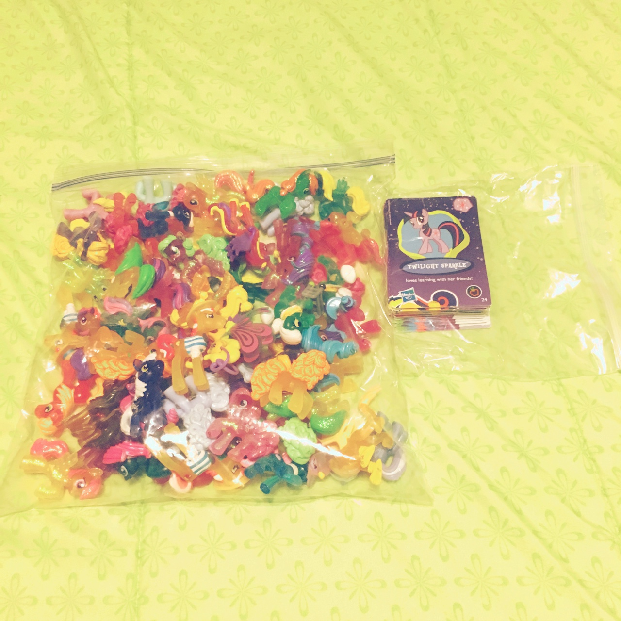 My Little Pony G4 blind bag lot of 64 ponies and    - Depop