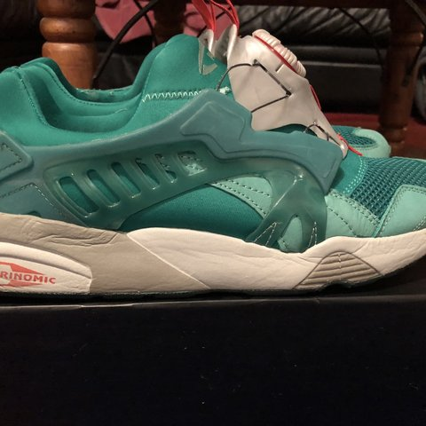 f96d2152c1d Puma Disc X Alife Uk size 10 These were limited on release - Depop