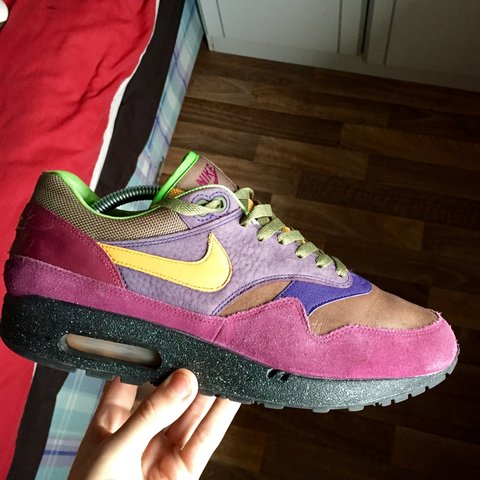 free shipping 1bccd 5fd4c  mattstiflergrogan. 4 years ago. London, UK. Nike Air Max 1 terra Huarache  pack.