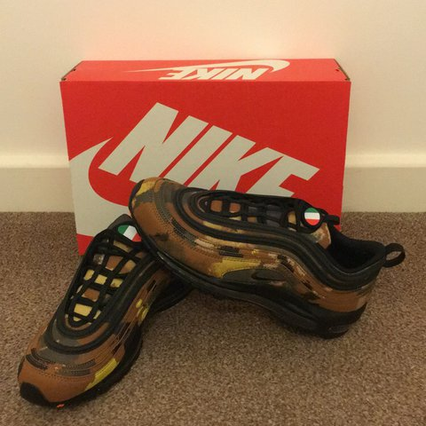 size 40 d4f8f 40af9  gr dpop. 2 months ago. Peterborough, United Kingdom. Exclusive Nike Air  Max 97  Country Camo  Pack. Italy Version.