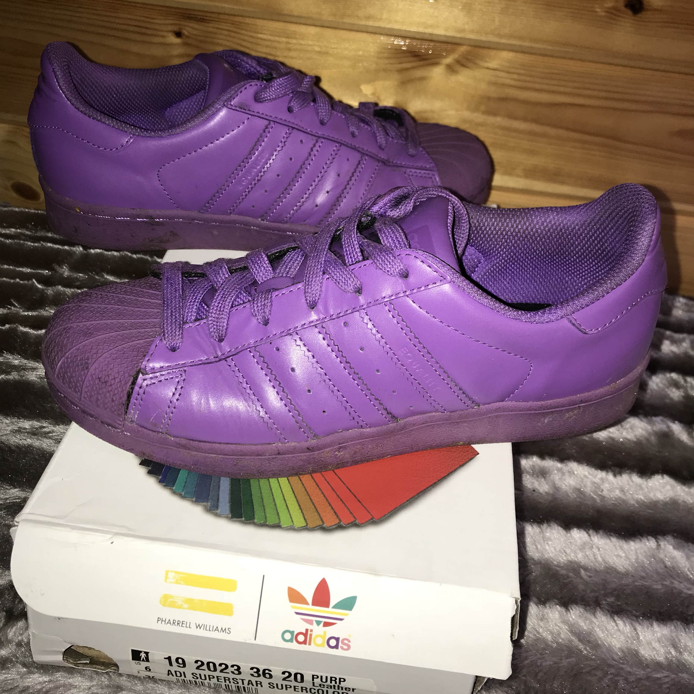 COLOR Addidas I need the purple ones!!! | Superstars shoes