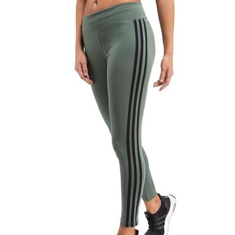 a57dde4d5 @beccadavies1501. last year. Stockport, United Kingdom. Khaki Adidas gym  leggings, very comfortable and flexible. Perfect condition ...