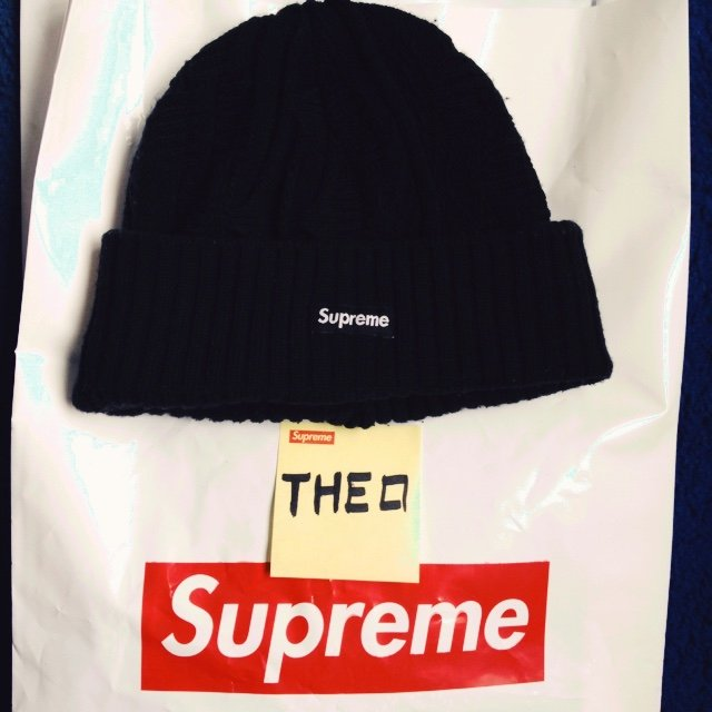 Supreme Cosby beanie. 8 10 condition. supreme - Depop 371be15a70d