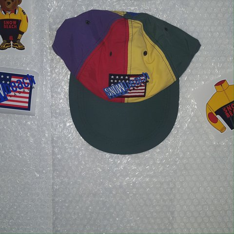 2018 Polo Ralph Lauren Snow Beach Fitted Cap M - shipped as - Depop 985c1c6c1b4