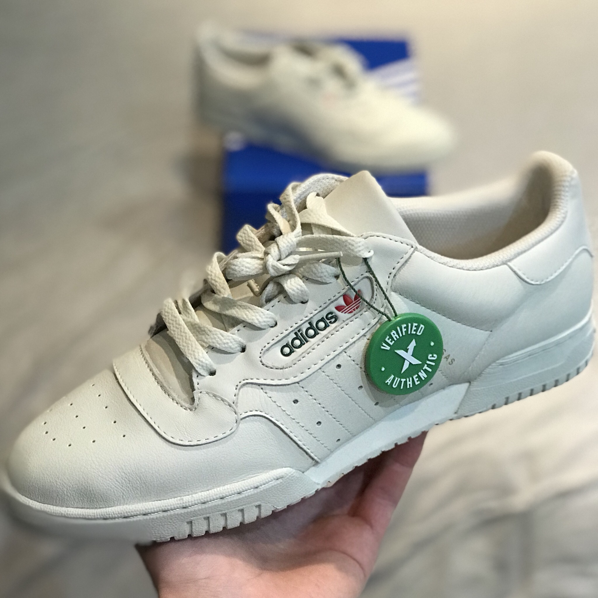 9b17fc1c o_gard208. Effingham, United Kingdom. Yeezy Powerphase Calabasas Cream White  ...