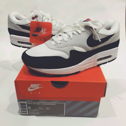 "a3a11a793c9 @rexy2sexy. 11 months ago. Riverside, CA, USA. NIKE AIR MAX 1 OG ""OBSIDIAN"""