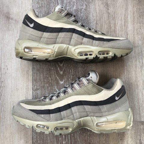new product ff2ef a15a1  chrisbxydd. 8 days ago. Boston, United States. Nike Air Max 95 khaki  velvet brown ...