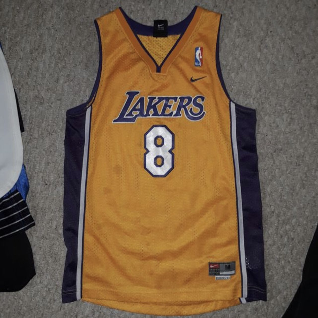 Vintage Throwback Nike youth size.  40 · Kobe Bryant All Star Jersey 22dab2d50