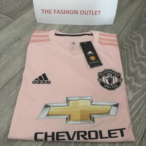 6fb2f9c99 Manchester United Away Kit Jersey 2018 19 ⭐️Brand new with - Depop