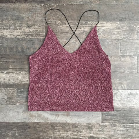 a17e53f741906e Urban Outfitters    Sparkle and Fade - Glitter knitted a - Depop