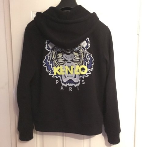 98306eccc @tomkirby99. last year. Preston, United Kingdom. Kenzo hooded sweatshirt