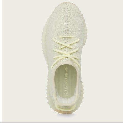 f30223fb5 Yeezy boost 350 butters All shoes sold are 100% by stockx Do - Depop
