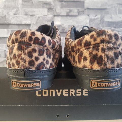Converse Skidgrip Funimal - Brand New Size UK8.5 Come in - Depop 1f28cc254