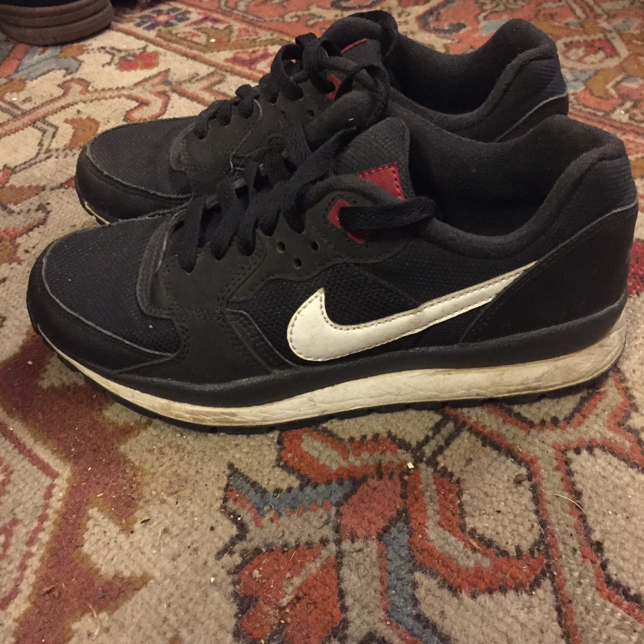 Nike air windrunner trainers - size 4