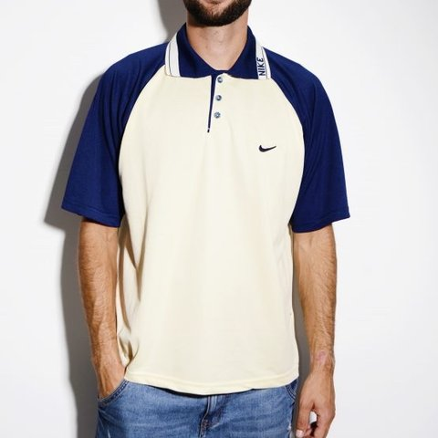 d1a83662 @hot_milk_vintage. 5 months ago. London, United Kingdom. NIKE VINTAGE POLO  SHIRT MENS Nike polo shirt. Size – XL
