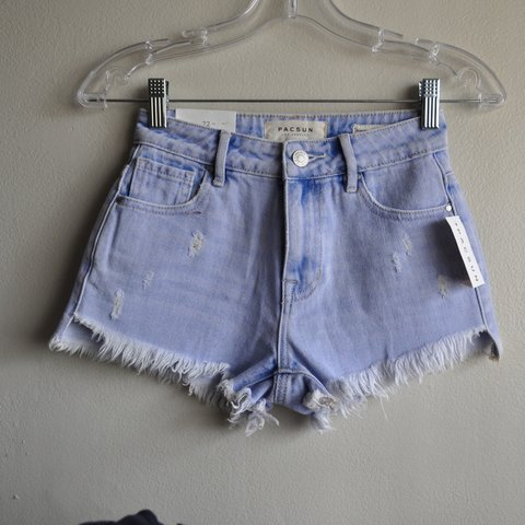 4ff19ec467 @vickyapparel. 4 months ago. Los Angeles, United States. Pacsun high  waisted shorts. Super cute. Brand new with tags