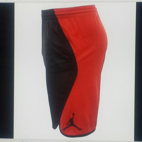 0cb0eecb346973 Men s Nike Jordan Flight Victory Shorts Size- M- NWT helps a - Depop