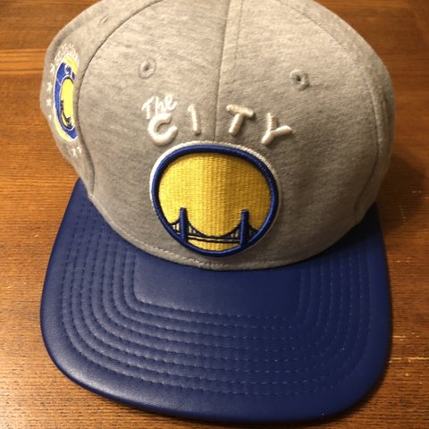 a0f4dac49d858b @triad__thrift. 2 months ago. Greensboro, United States. Steph Curry New  Era 9FIFTY The City NBA Snapback Hat Cap Golden State Warriors