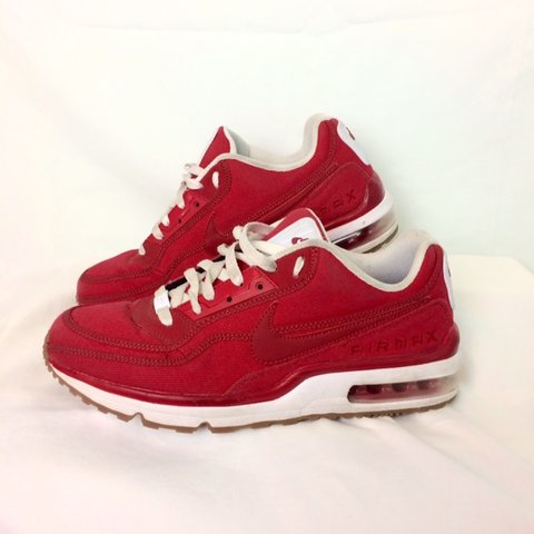 buy popular 10acf 56e89 GENTLY WORN red Nike Air- 0