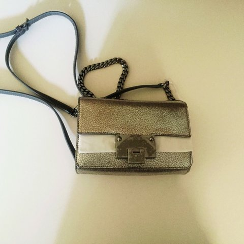 Jimmy Choo Rebel Mini Leather Shoulder Bag Brand New With Depop