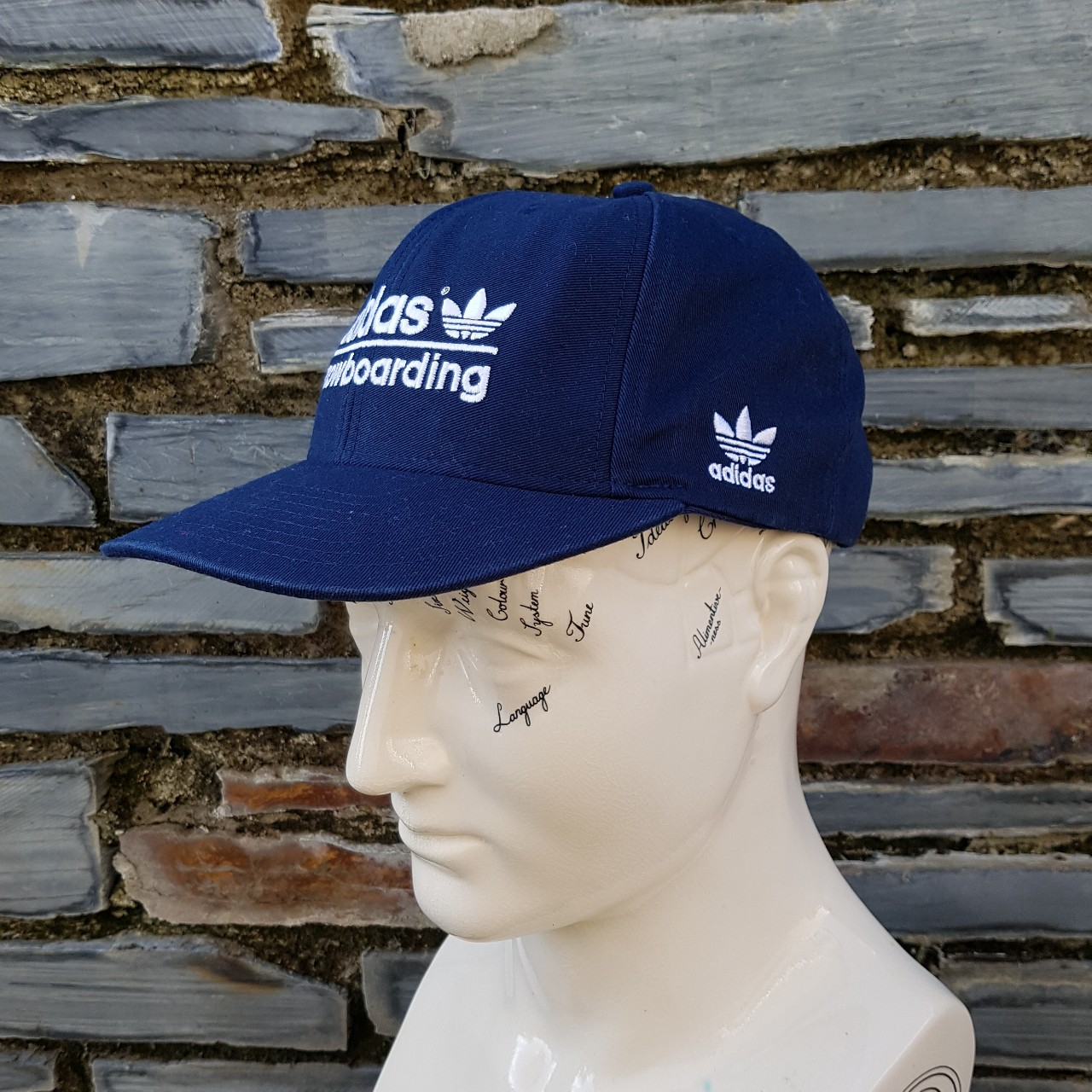 7ace9065565 @st_vintageclobber. in 38 minutes. United Kingdom, GB. Adidas Snowboarding  Cap. One size fits all ...