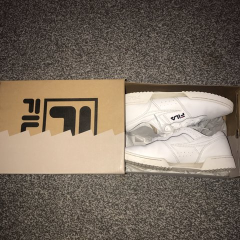 buy popular d78c5 3665e  tamisha x. yesterday. Hull, United Kingdom. Filia original fitness ripple  sneaker. Purchased from urban outfitters ...