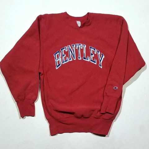 Lovely Vintage Champion Reverse Weave Crewneck Sweatshirt 80s Made In Usa Large Activewear