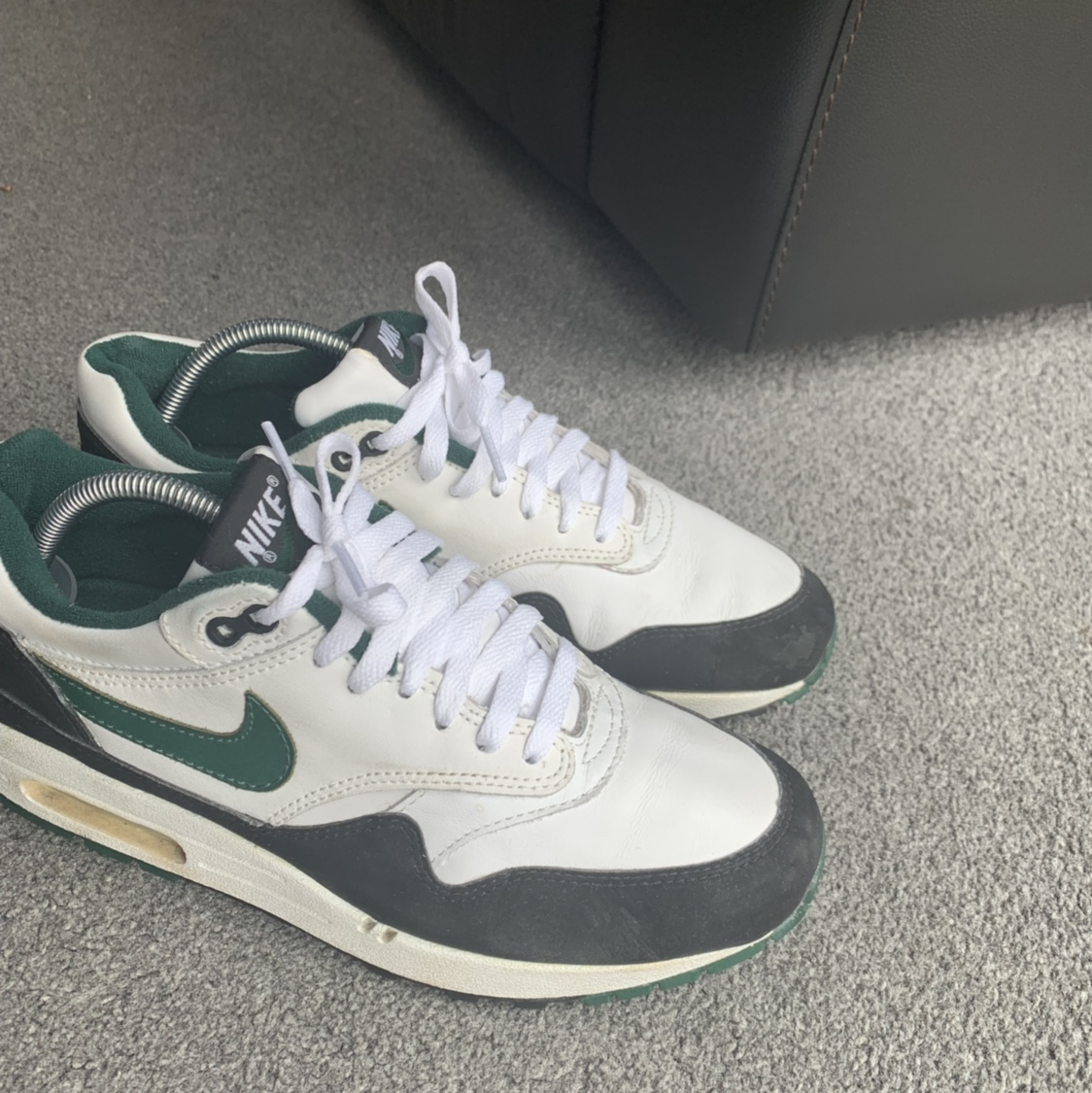 Nike air max 1 2003 forest green uk8.5