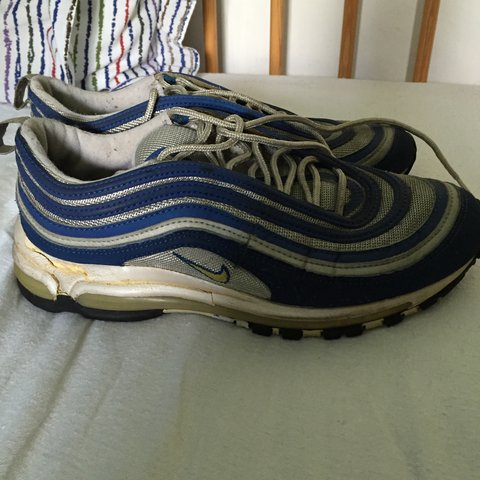 Nike Air Max 97 Upper Is In Good Condition But Bottom Is To Depop