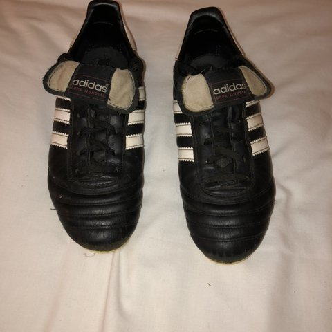 Adidas Copa Mundial Football Boots Size UK 6 Would fit UK - Depop 714ad2398