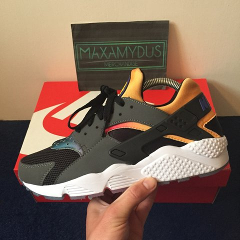 78167477370 The last Nike air huarache run sd for sale in a UK size 7. ! - Depop