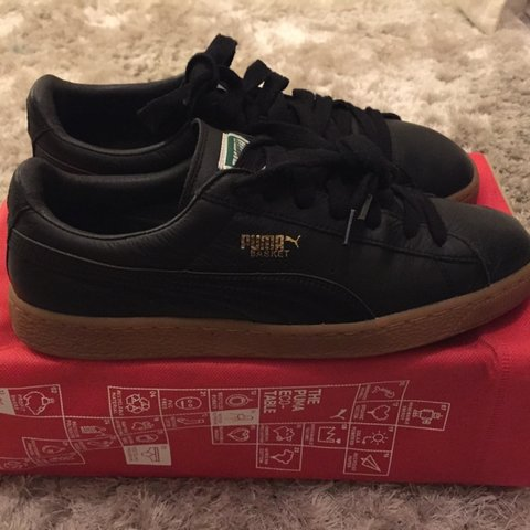 Gum uk Sole 9 basket Good Basket Condition Depop puma Puma 5tw1qO5