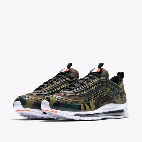 462f5f6dd972 Nike Air Max 97 Country Camo France  ▫️Brand New With Next - Depop