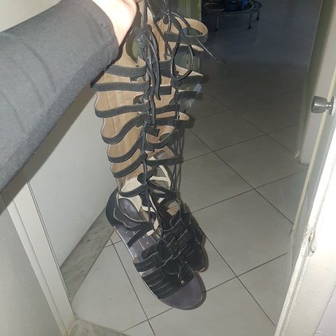 ab1d945a751e SOLD! To a Buyer from Vinted Gladiator Sandals Pre-owned